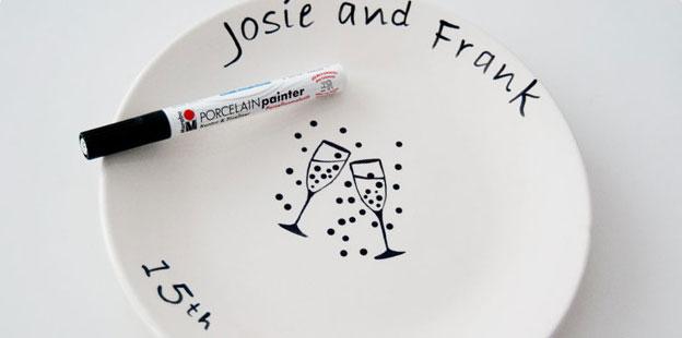 Signature plates